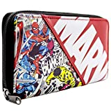 Marvel Avengers Personaggi comici Style Rosso portafoglio