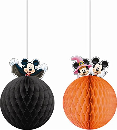 2 Décoration d'Halloween - Disney Mickey Mouse