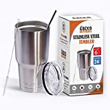 Gecko Outdoors 30oz (850ml) Stainless Steel Tumbler - The Best Travel Mug