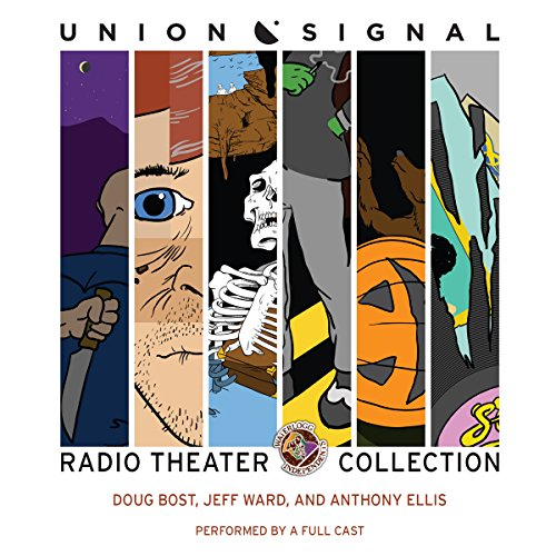 The Union Signal Radio Theater Collection audiobook cover art