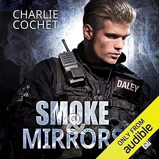 Smoke & Mirrors audiobook cover art