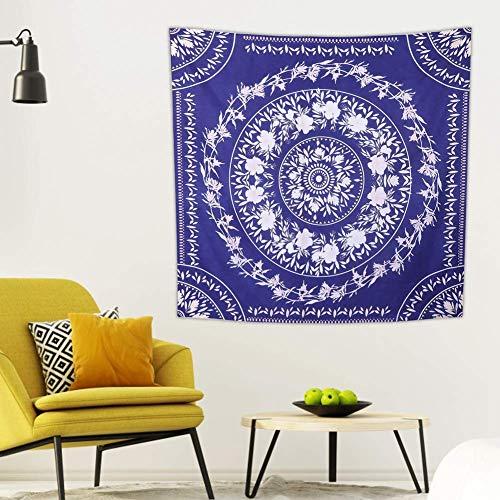 Art Sytle Tapiz Colgante, Alfombra, Regalo para Picnic Yoga Mat interior al aire libre (150200cm)