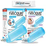 Dr. Hana's Nasopure Nasal Wash - Combo System kit & Little Squirt Kit