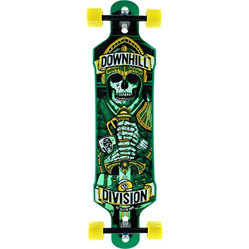 Sector 9 Gauntlet Complete Skateboard - 10 x 40 by Sector 9