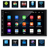 ANKEWAY Android 9.1 Car Radio GPS Navigation Autoradio Bluetooth/WiFi Car Stereo 2 DIN 7 Pollici...