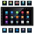 ANKEWAY Android 9,1 Radio de Coche 2 DIN Car Stereo 7…