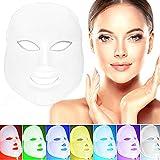 Monlida LED 7 color para la terapia para el rejuvenecimiento saludable de la piel,...