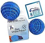 Waltola Öko Waschball - Waschkugel für Waschmaschine