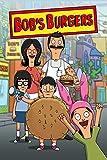 Christ-EZ Anime Cartoons Bob's Burgers Wall Art Print Poster Home Decor Premium - Matte poster Frameless Gift 11 x 17 inch(28cm x 43cm)