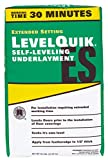 Custom Building Products LevelQuik Extended Set Self-Leveling Underlayment...