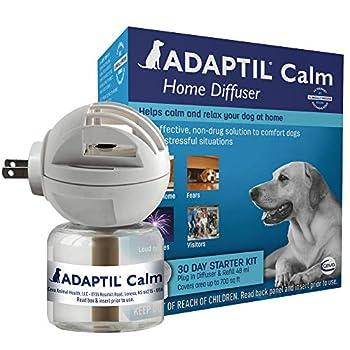 ADAPTIL Dog Calming Pheromone Diffuser 30 Day Starter Kit  48 mL