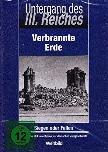 Untergang des III. Reiches, Verbrannte Erde