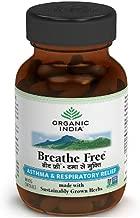 Organic India Breathe Free 60 Capsules - Pure Veg Capsules