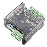 FTVOGUE DC24V FX1N-14MR Placa de control industrial PLC Salida de relé de controlador lógico programable MCU de grado industrial MCU de 32 bits