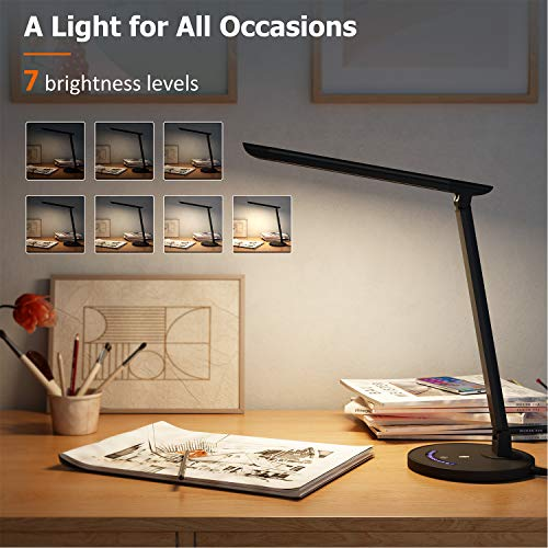 Eye-caring Table Lamps Dimmable