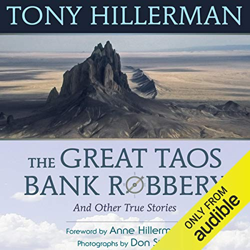 The Great Taos Bank Robbery  By  cover art