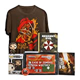 T-shirt Exclusif Figurine POP Lara Croft Posters The Last Of Us Livre Resident Evil Pin's exclusif