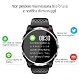 Zoom IMG-1 nicefuse smartwatch orologio fitness tracker