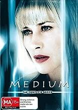 Medium Complete TV Series Collection | Seasons 1-7 | 34 Discs | NON-USA Format | PAL | Region 4 Import - Australia