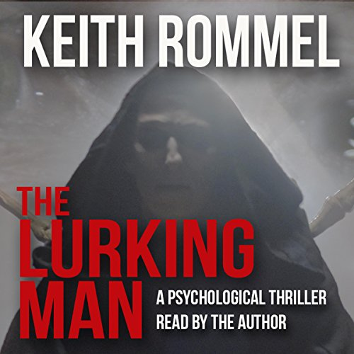 The Lurking Man audiobook cover art
