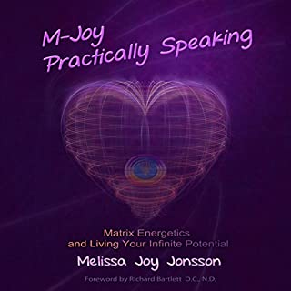 M-Joy Practically Speaking audiobook cover art
