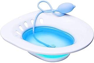 rimedio non invasivo per emorroidi costipazione allinea il colon per un movimento intestinale completo gonfiore medicamente testato sgabello da bagno flatulenza IBS Sgabello WC da 9 cm