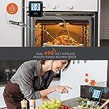 Zoom IMG-2 termometro cucina wireless con 4