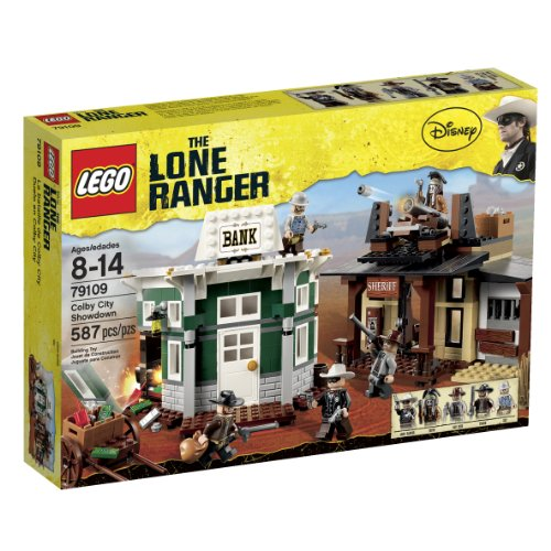 LEGO Lone Ranger 79109 Colby City Showdown Lego Lone Ranger (japan import)