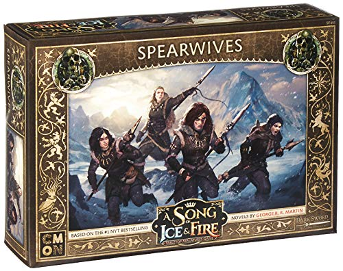 A Song of Ice and Fire: Tabletop Miniatures Game Spearwives Unit Box - English
