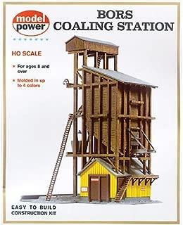 Model Power HO Scale Building Kit - Coaling Station