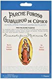 """Guadalupano Porous Capsicum Medicated External Pain Relieving Plaster, 4.5"""" X 7"""""""