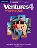 Ventures Level 4 Workbook with Audio CD