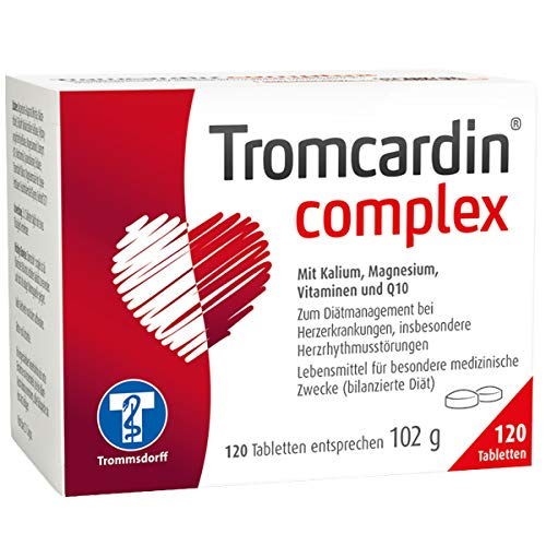 Tromcardin complex Tabletten,120St