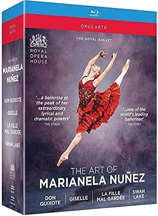 Don Quixote/Giselle/La Fille Mal Gard,e/Swan Lake