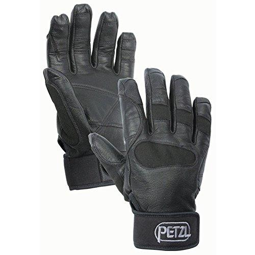 PETZL Cordex Plus Handschuhe schwarz Handschuhgröße M | 8,5 2021 Outdoor Handschuhe