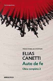 Auto de Fe / Act of Faith: Obra completa II/Complete Works II (Contemporanea / Contemporary) (Spanish Edition)