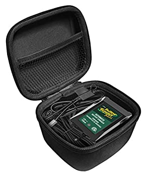 FitSand Hard Case Compatible for Battery Tender 021-0123 Battery Tender Junior 12V 0.75A Battery Charger