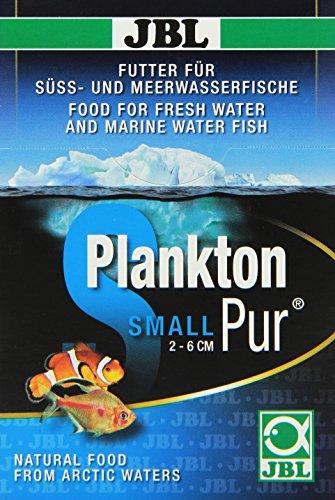 JBL PlanktonPur 30031, Leckerbissen für kleine Aquarienfische, 8 Sticks, 2 g