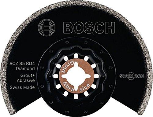 Preisvergleich Produktbild BOSCH Segmentsägeblatt ACZ 85 RD4 D.85mm DIA Starlock 10 Stk. / Pk.