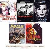 ROBERTO ROSSELLINI - Best (Roma Città Aperta - Europa 51 - Francesco Giullare Di Dio - Germania Anno Zero - Paisà)