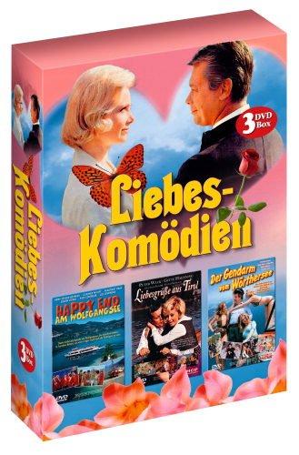 Liebeskomödien (3DVD Box) (Liebesgrüße aus Tirol / Der Gendarm vom Wörthersee / Happy End am Wolfgangsee)