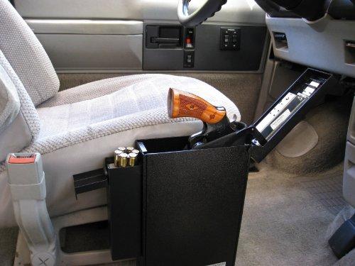 9. Titan Gun Safe Pistol Vault, Fail-Safe Mechanical, Fast Rugged Handgun Safe