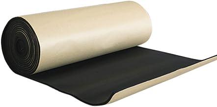 uxcell 315mil 6.46sqft Car Cell Foam 8mm Sound Proofing Insulation Deadener Mat 40x24 Inch