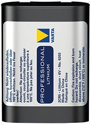 Varta 48157 2 CR 5 (6203) - batteria al litio 6 V