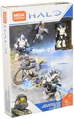 Mega Construx Halo Equipo de Combate Cryo Marines