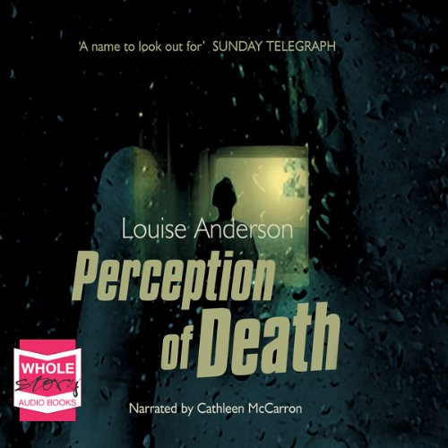 Perception of Death audiobook cover art