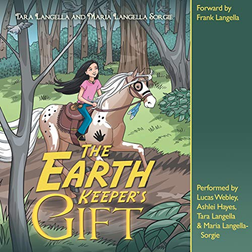 The Earth Keeper's Gift audiobook cover art