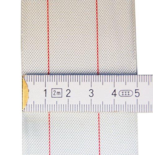 85g/m² Abreißgewebeband, 50mm breit - 100m