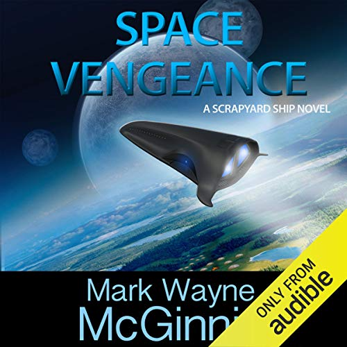 Space Vengeance  By  cover art
