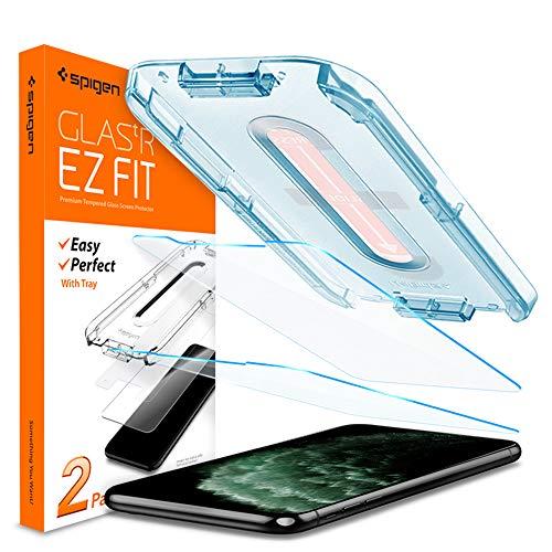 Iphone 11 Pro Max Cristal Templado Marca Spigen